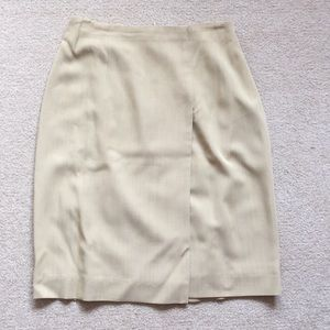 Jil Sander Pencil Skirt Size 6